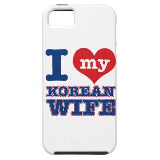 Korean wife designs iPhone SE/5/5s case