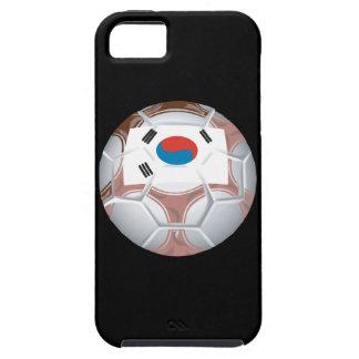 Koreanischer Fußball iPhone SE/5/5s Case