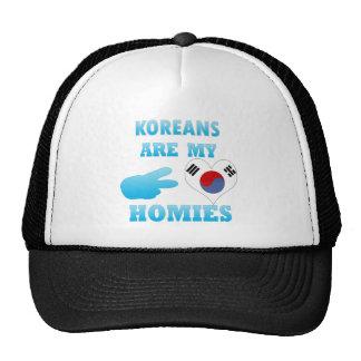 Koreans are my Homies Trucker Hat