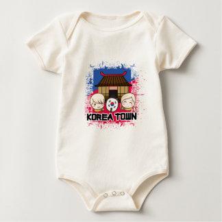 KOREATOWN BABY BODYSUIT