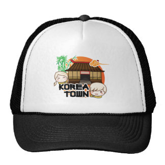 KOREATOWN HATS
