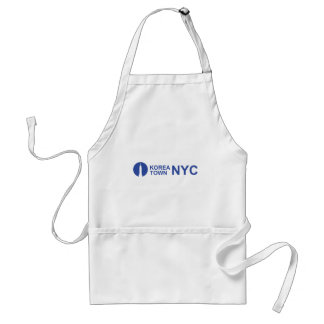 KOREATOWN NYC ADULT APRON