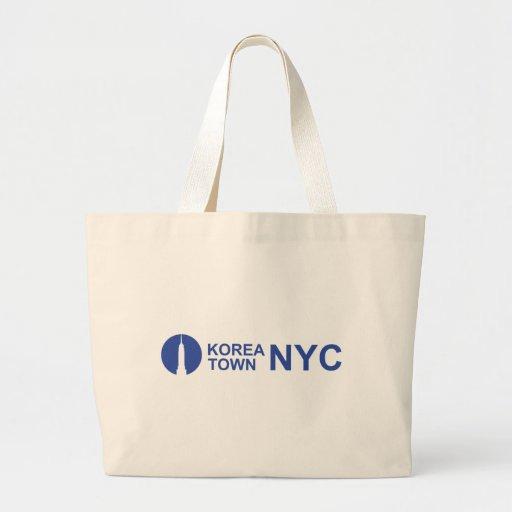 KOREATOWN NYC BOLSAS LIENZO