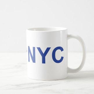 KOREATOWN NYC CLASSIC WHITE COFFEE MUG