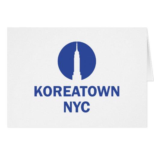 KOREATOWN NYC FELICITACION