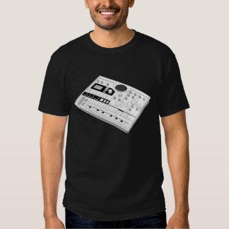 Korg drum machine electronic music instrument shirt