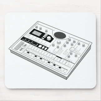 Korg Electribe emx1 music instrument Mouse Pad