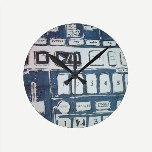 Korg electribe mx round clock