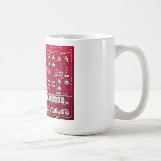 Korg Electribe SX Classic White Coffee Mug