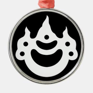 Korin-style jewel metal ornament