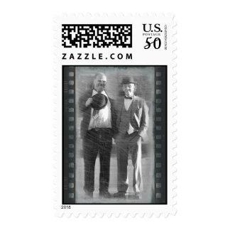 Kornberg & Druwing postage stamp
