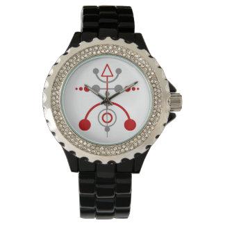 Kornkreis Piktogramm / crop circle pictogram V Watch