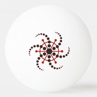 Kornkreis Piktogramm / crop circle pictogram VII Ping Pong Ball