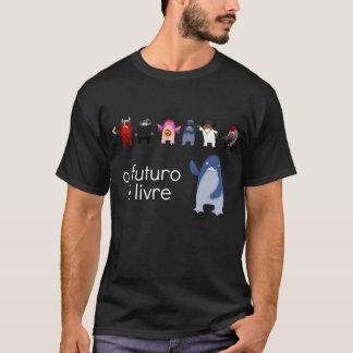 Kororas - the future is free T-Shirt