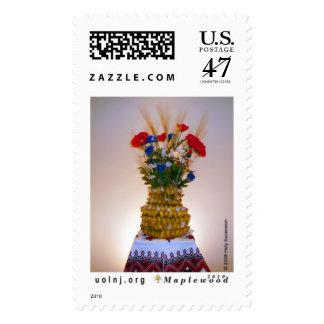 Korovai Postage Stamp