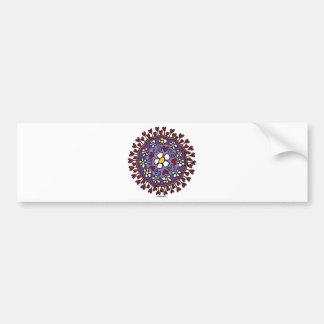 Korrontxo Flores Bumper Sticker
