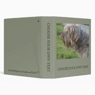 Korthals Griffon - Tsjip smelling fowl Binder