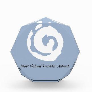 Koru Acrylic Award