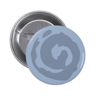 Koru gris en BG coloreada Pins