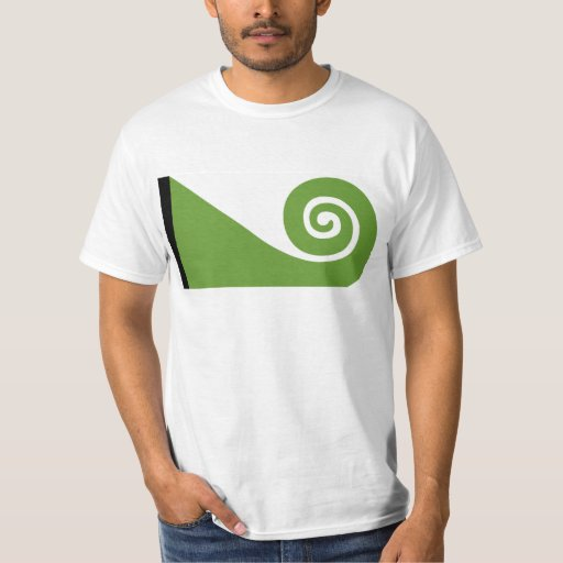 Koru, New Zealand T-shirts