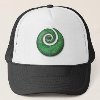 koru trucker hat