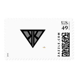 Korupt Kernel Belt Buckle Postage Stamps