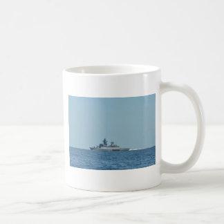 Korvette Braunschweig Classic White Coffee Mug