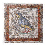 Kos Bird Mosaic Ceramic Trivet Tile