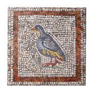 Kos Bird Mosaic Ceramic Trivet Tile at Zazzle