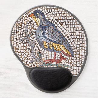 Kos Bird Mosaic Gel Mouse Pad