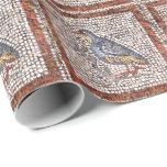 Kos Bird Mosaic Gift Wrap