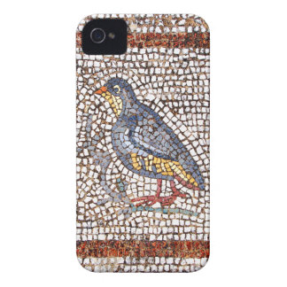 Kos Bird Mosaic iPhone 4 Barely There Case-Mate iPhone 4 Cases