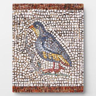 Kos Bird Mosaic Plaque