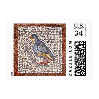 Kos Bird Mosaic Postage