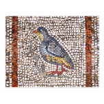 Kos Bird Mosaic Postcard Post Cards