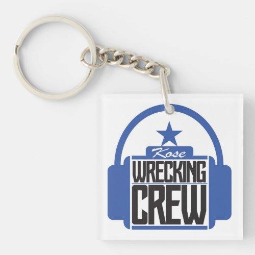Kose Wrecking Crew Keychain
