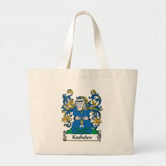 Koshelev Family Crest Bag
