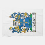 Koshelev Family Crest Kitchen Towels