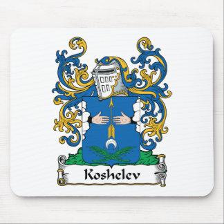 Koshelev Family Crest Mouse Pad