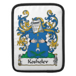 Koshelev Family Crest Sleeves For iPads