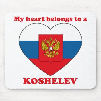 Koshelev Mouse Pad
