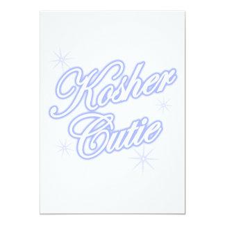kosher cutie blue card
