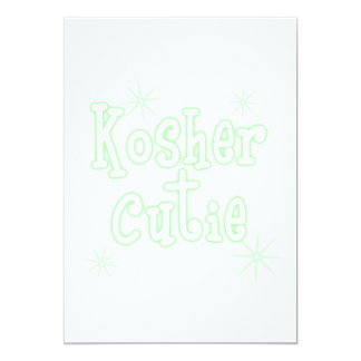 kosher cutie green card