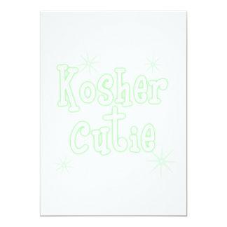 kosher cutie green card