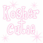 kosher cutie pink cut outs