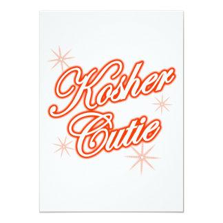 kosher cutie red card
