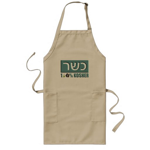 Kosher Delantales