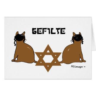 Kosher Kats Card