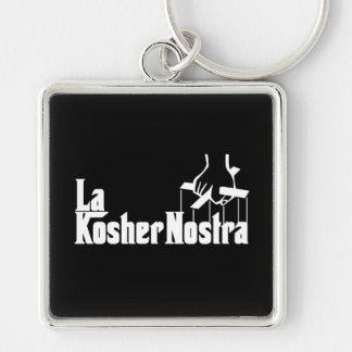 Kosher Nostra Keychain