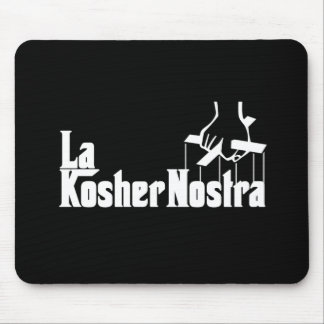 Kosher Nostra Mouse Pad